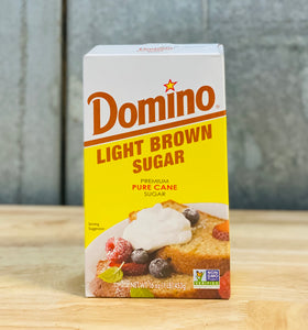 Light Brown Sugar - Domino - 1 lb