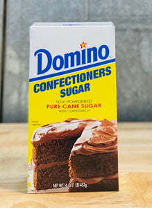 Confectioners Sugar - Domino - 1 lb