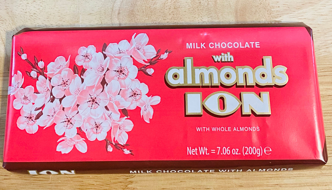 Chocolate Bars - Ion Brand - 7.06 oz