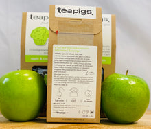 Load image into Gallery viewer, Tea - Apple Cinnamon - Teapigs - Organic - per package of 15 satchets