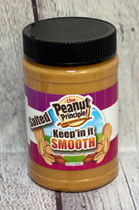 Peanut Butter - Keep'in it Smooth - The Peanut Principle