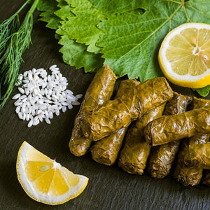 Stuffed Grape Leaves - Zanae Brand - (10 oz / 280 gram)