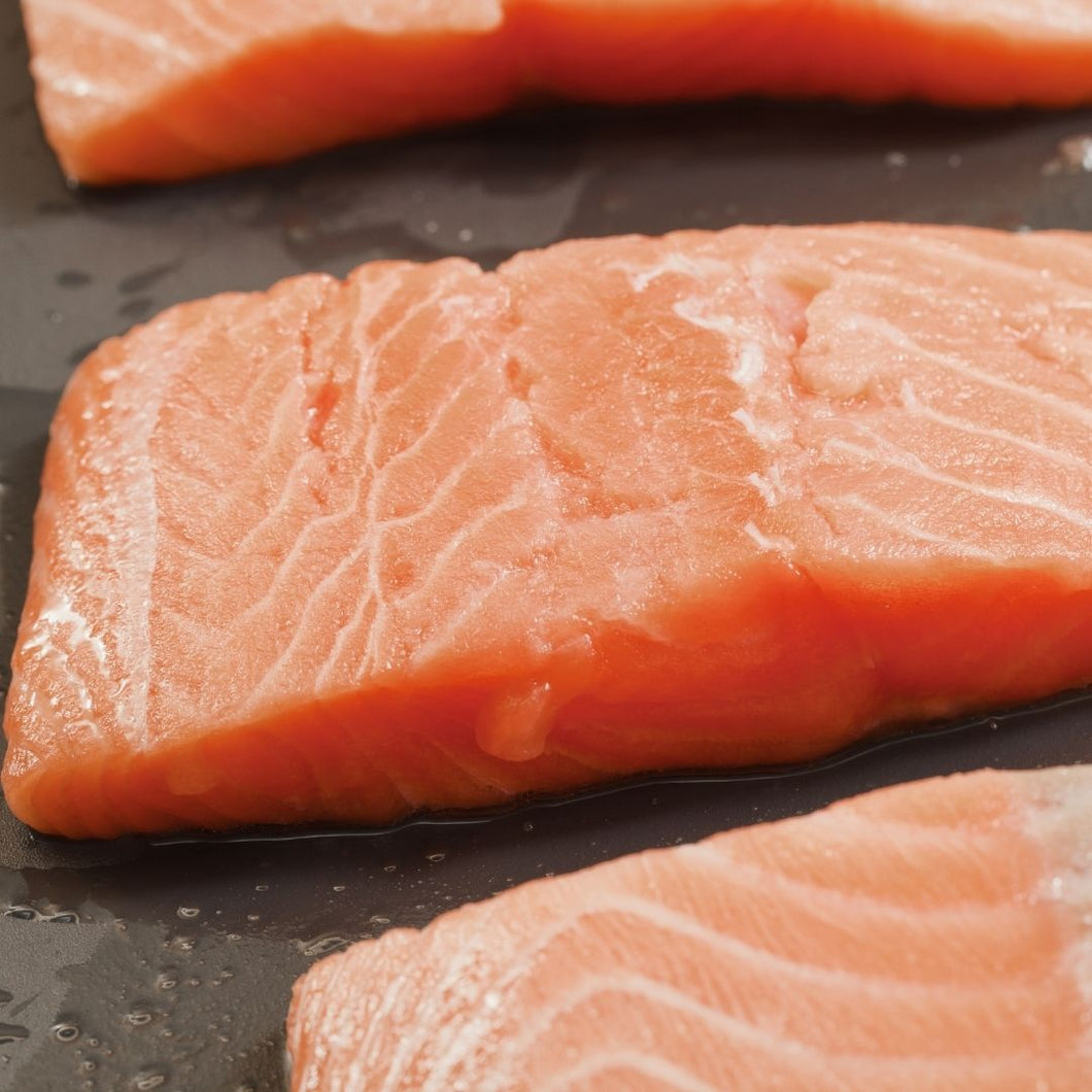 Salmon - 8 oz portion
