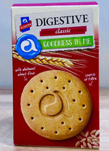 Load image into Gallery viewer, Digestive Biscuits - Classic - Allatini Brand - per 250 gram package