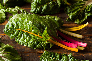 Swiss Chard - Rainbow  (per bunch)