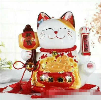 Chat Maneki Neko | Ugoshi