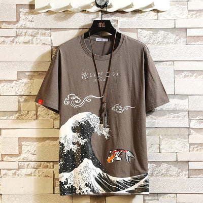Tee Shirt Japonais Traditionnel | Ugoshi