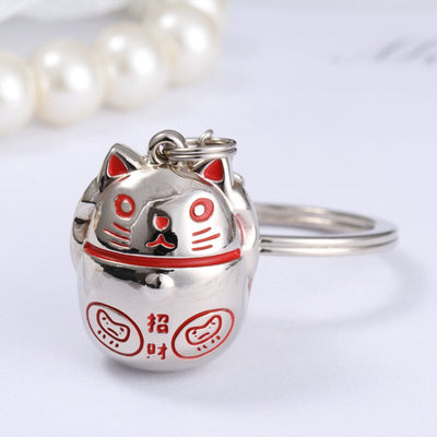 Maneki Neko Collier Chat | Ugoshi