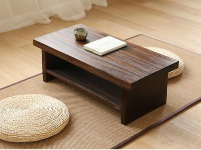 Table Japonaise <br> Marron