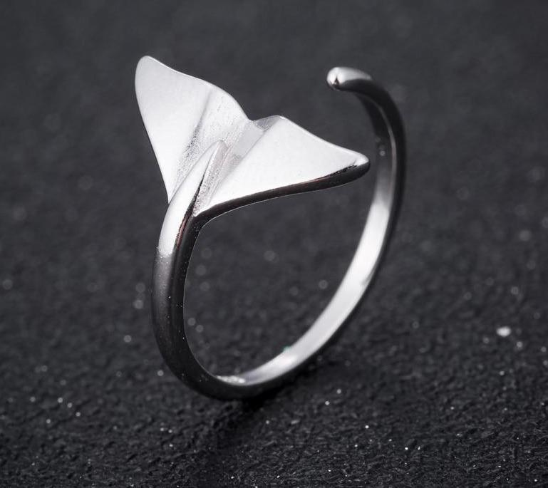 Bague <br> Queue De poisson - Univers Japonais