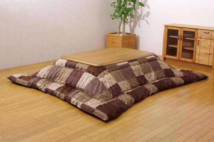 Kotatsu <br> Table Japonaise
