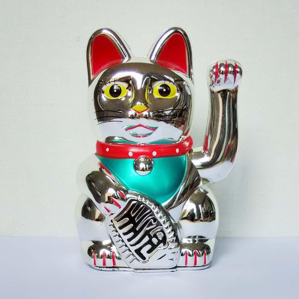 Maneki Neko Lucky Cat | Ugoshi