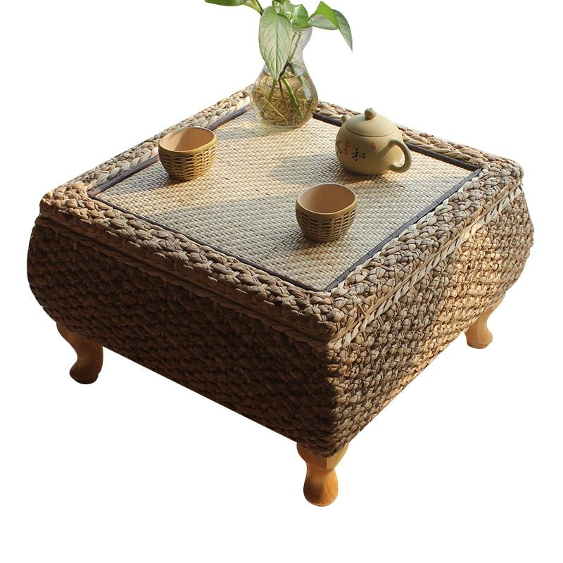 Table Basse <br>Japonaise Carré