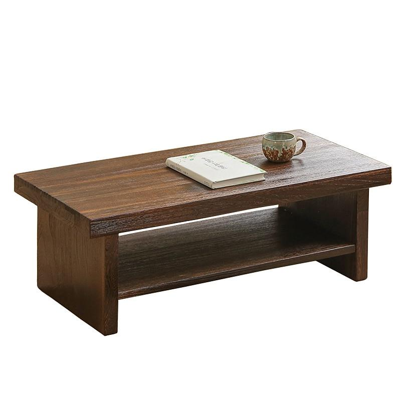 Table Japonaise Marron