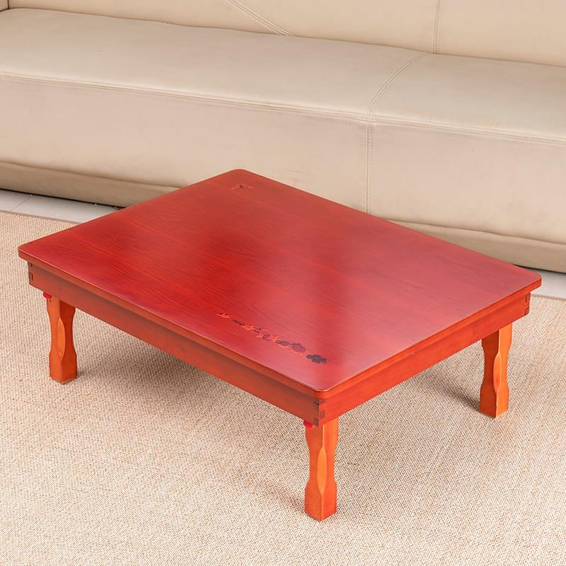 Table Japonaise Rouge