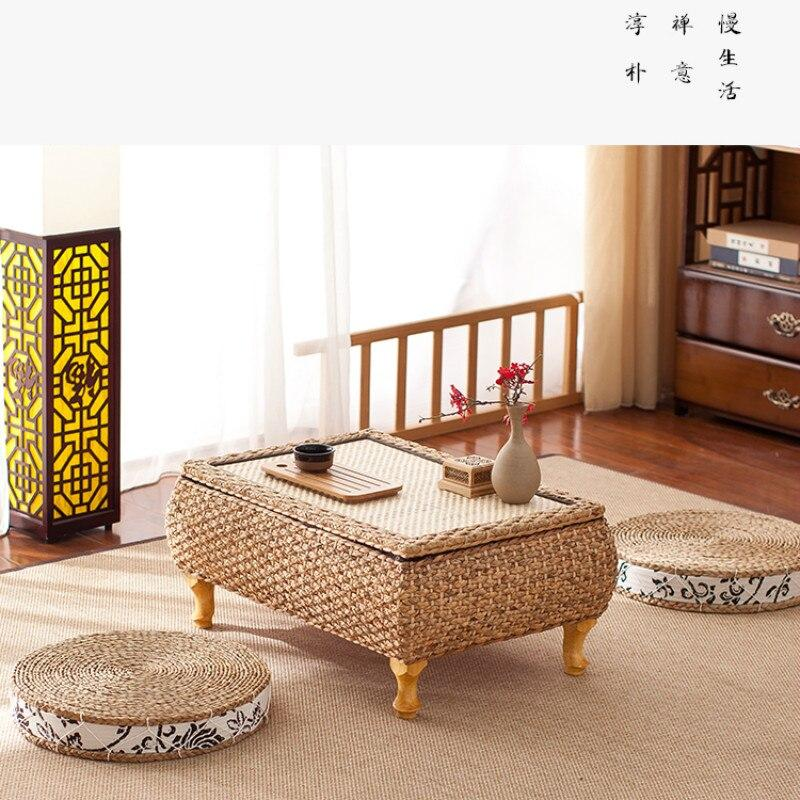 Table Japonaise <br>Tressée Rectangle