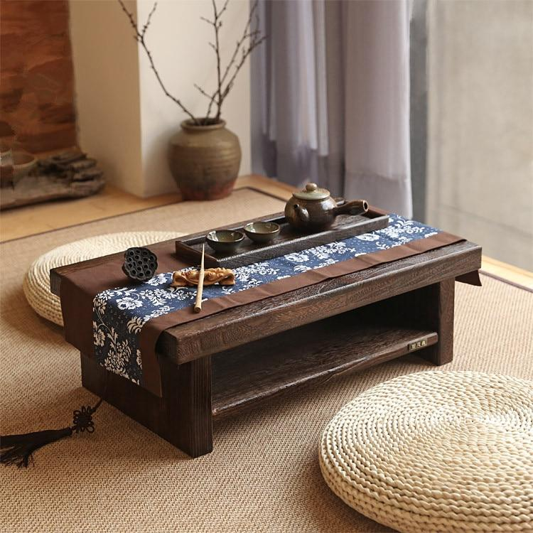 Table <br>Traditionnelle Japonaise