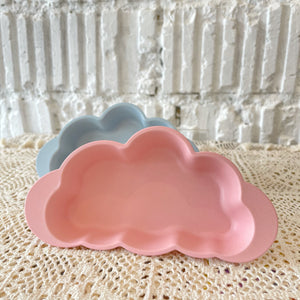 Small Cloud Plate for Kid