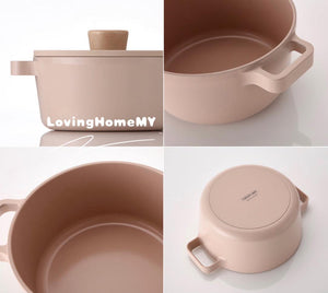 LIMITED EDITION - Neoflam Fika Mini Peach Series