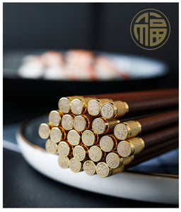 Wooden Chopsticks in Set