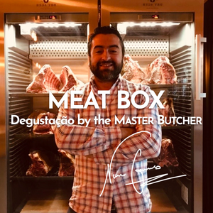 Meat Box Degustação do Master Butcher Nuno