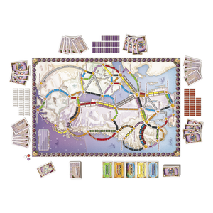 Ticket to Ride - Nordic Countries-Days Of Wonder-2-Ludicus.ro - Magazinul Clipelor magice