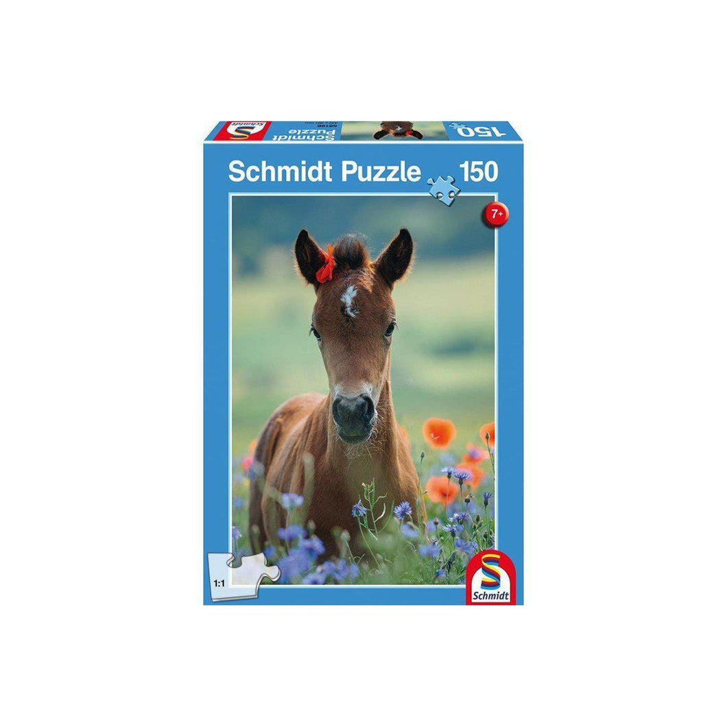 Schmidt Puzzle 56196 - My Beloved Foal-Schmidt-1-Jocozaur