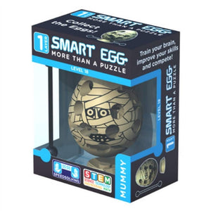 Smart Egg Mumia dificultate 18-Ludicus Games-4-Jocozaur
