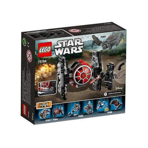 LEGO First Order TIE Fighter Microfighter 75194-Lego-3-Jocozaur