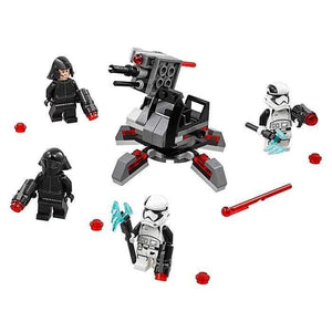 LEGO First Order Specialists Battle Pack 75197-Lego-2-Ludicus.ro - Magazinul Clipelor magice