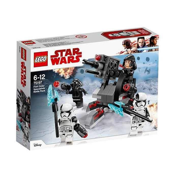 LEGO First Order Specialists Battle Pack 75197-Lego-1-Ludicus.ro - Magazinul Clipelor magice