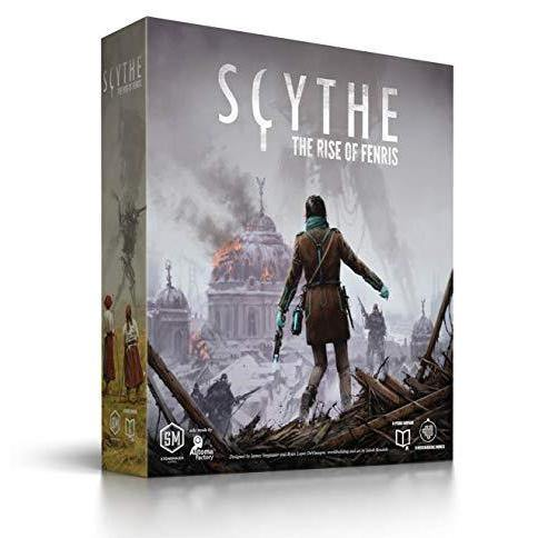 Scythe: The Rise of Fenris extensie-Stonemaier Games-1-Jocozaur