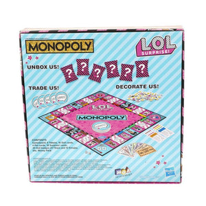 Monopoly LOL Surprise-Hasbro-2-Jocozaur