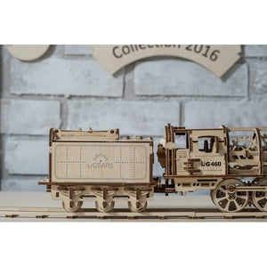 UGEARS V-Express Steam Train with Tender-Ugears-2-Jocozaur