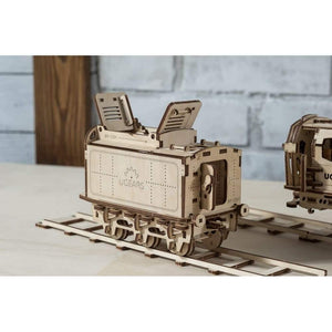 UGEARS V-Express Steam Train with Tender-Ugears-3-Jocozaur