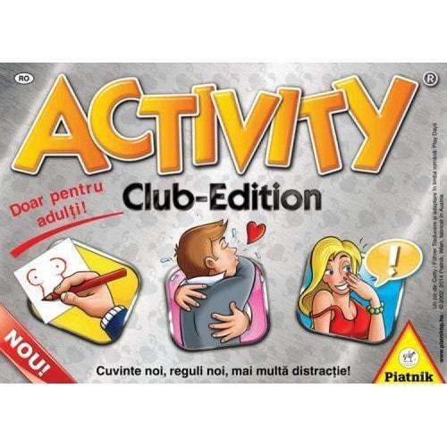 Activity Club Edition RO