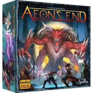 Aeon's End 2nd Edition-Action Phase Games-1-Jocozaur