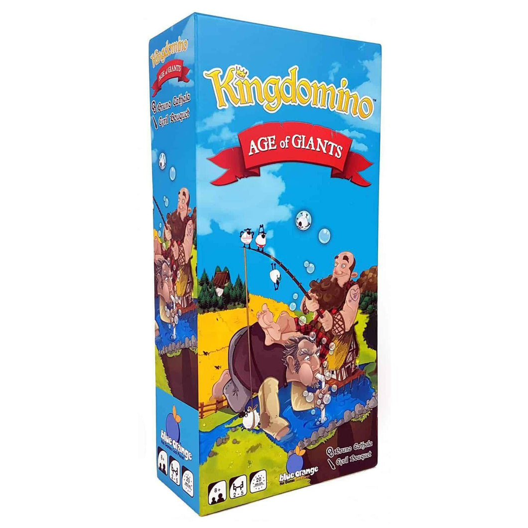 Kingdomino: Age of Giants-Blue Orange-1-Jocozaur