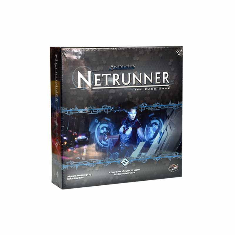 Android - Netrunner-Fantasy Flight Games-1-Jocozaur