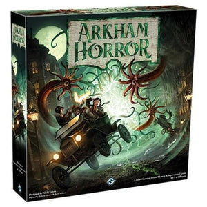 Arkham Horror 3rd Edition-Fantasy Flight Games-1-Ludicus.ro - Magazinul Clipelor magice