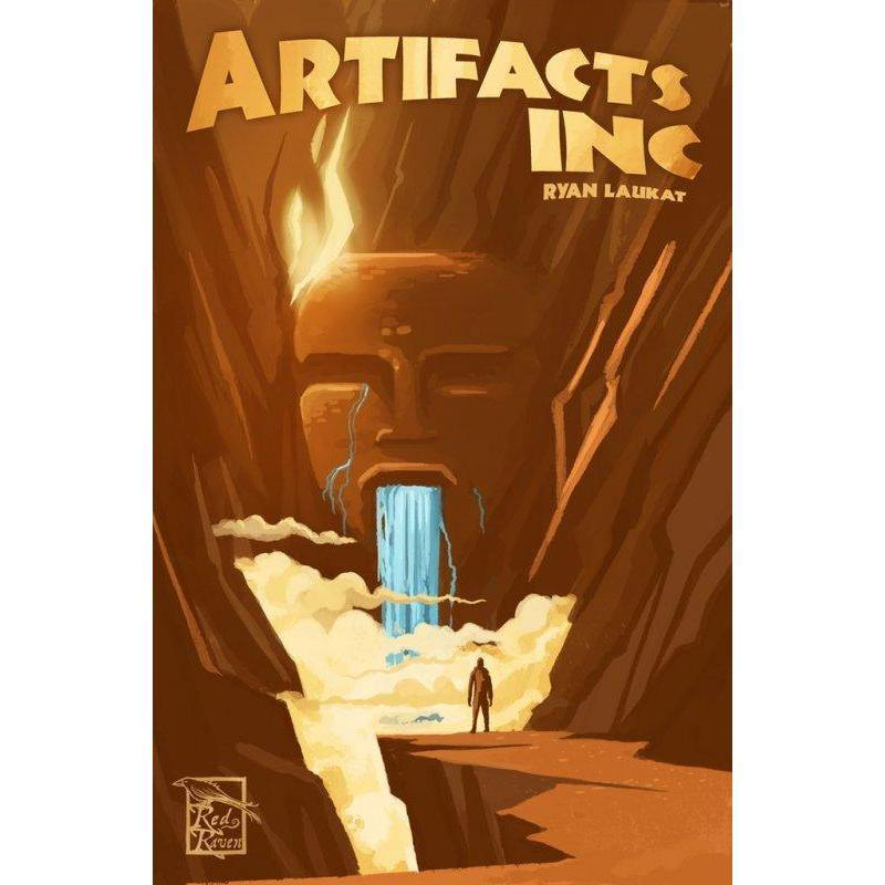 Artifacts, Inc. EN-Red Raven-1-Jocozaur