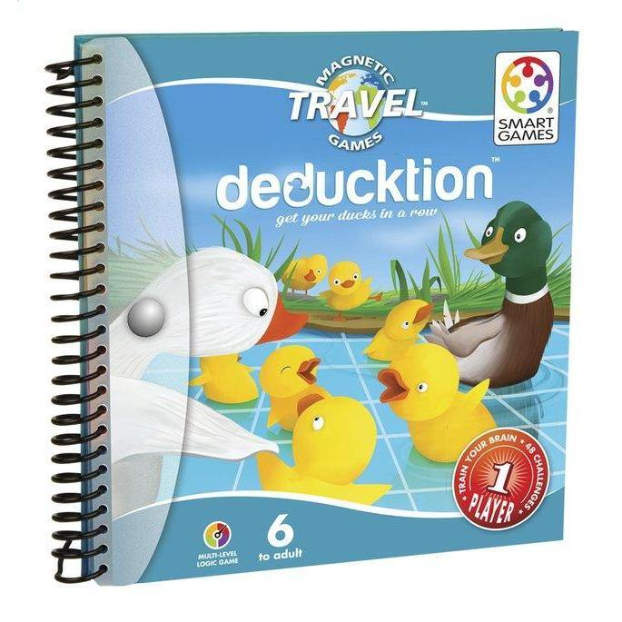 Deducktion-Smart Games-1-Ludicus.ro - Magazinul Clipelor magice