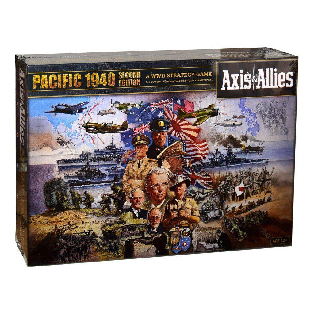Axis & Allies Pacific 1940 second edition-Avalon Hill Games-1-Ludicus.ro - Magazinul Clipelor magice