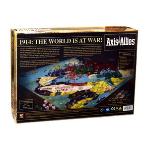 Axis & Allies: WWI 1914-Avalon Hill Games-2-Jocozaur
