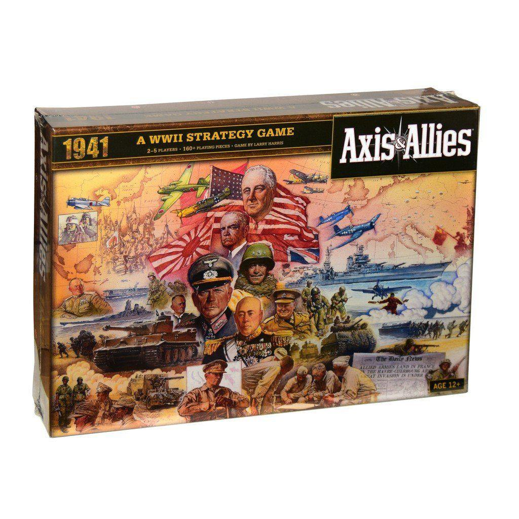 Axis & Allies 1941-Wizards of the Coast-1-Ludicus.ro - Magazinul Clipelor magice