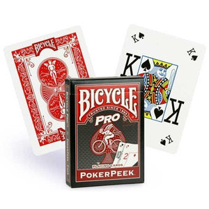 Bicycle Pro Poker Peek-bicycle-2-Ludicus.ro - Magazinul Clipelor magice