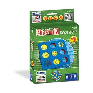 Bognar's Brain Teaser Dragon Treasure-Huch and friends-1-Jocozaur
