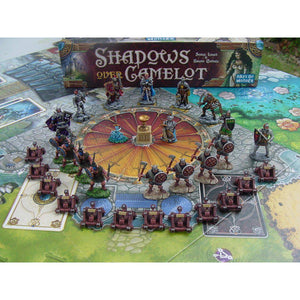 Shadows Over Camelot-Days Of Wonder-5-Ludicus.ro - Magazinul Clipelor magice