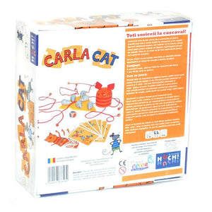 Carla Cat-Huch and friends-2-Ludicus.ro - Magazinul Clipelor magice