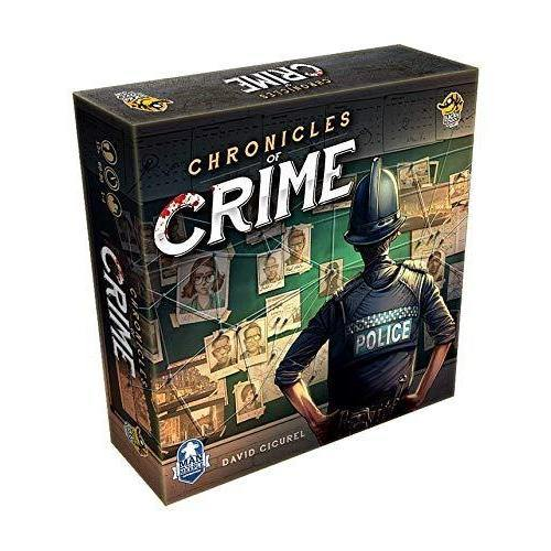 Chronicles of Crime (Retail Edition)-Lucky Duck Games-1-Jocozaur